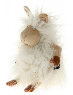 Peluche Mouton Hairy Queeny 35 cm Beasts -