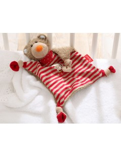 Doudou Ours Wild and Berry 26 cm Sigikid -