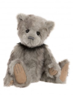 Peluche Ours Ernest 41 cm Charlie Bears -