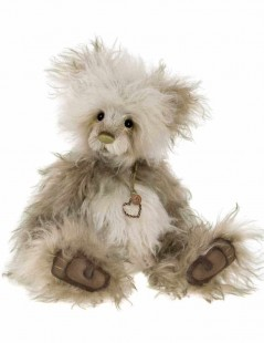 Ours En Peluche De Collection Forbes 40 cm Charlie Bears -