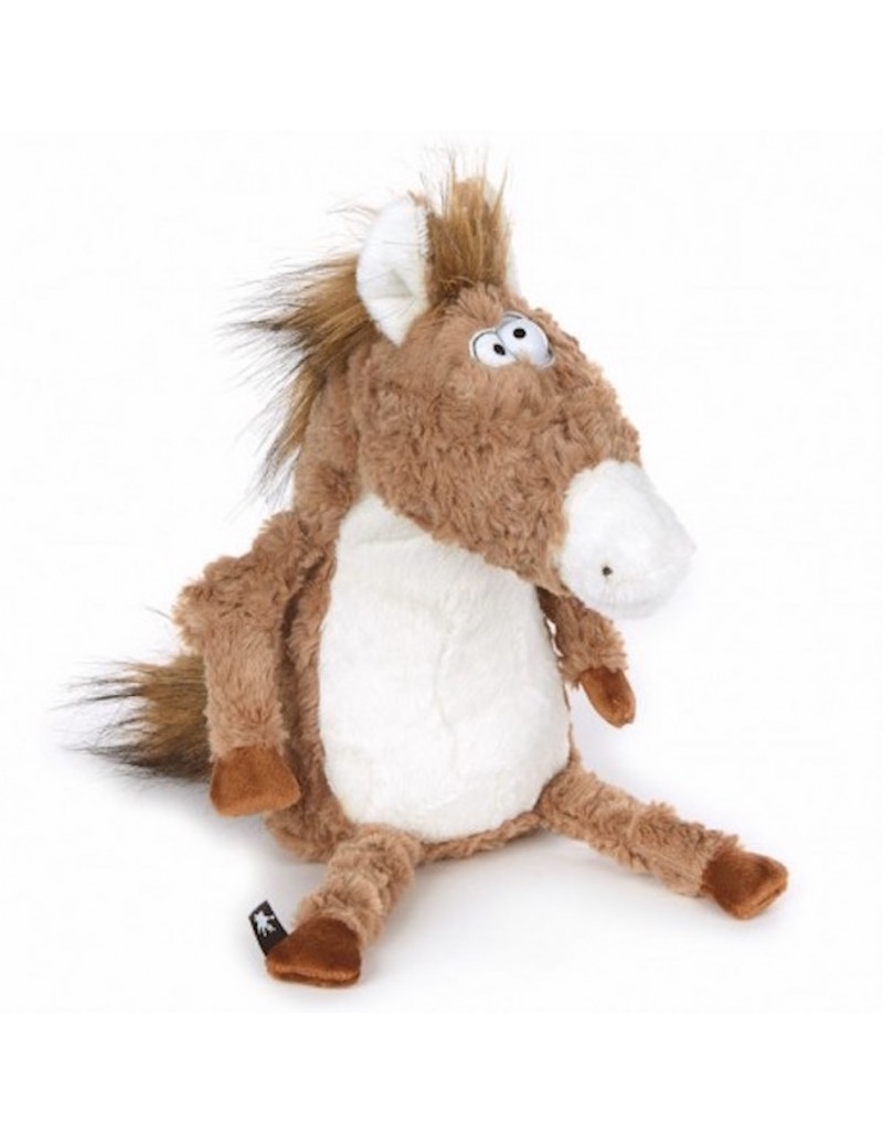 Peluche Cheval The Race Winner 30 cm Beasts -