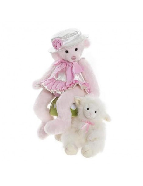 Mary-&-Baabarah-Ours-et-mouton-Charlie-Bears -